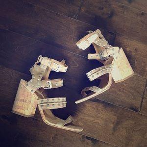 Dolce Vita Effie Block Heel Sandal